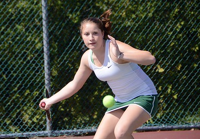 2016 BBA Varsity Girls Tennis vs MAU photos by Gary Baker