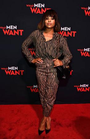'What Men Want' - Regal Atlantic Station - January 18, 2019 in Atlanta, Georgia.