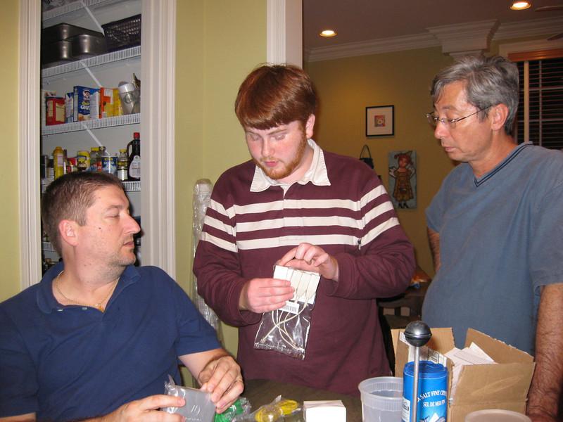 Gabe and Bob Hastings #1 2009-01-03.JPG