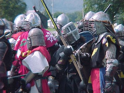 Siege of Glengarry