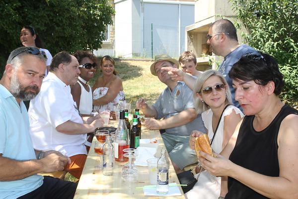 Grillfest Les Castors