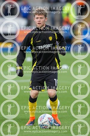 Burton Albion v Birmingham City (18.08.17)