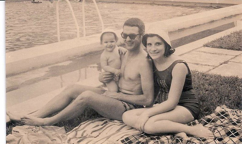 Andrada - Ze' Gameiro e familia