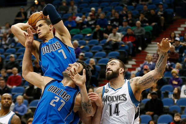 Wolves lose to Mavericks