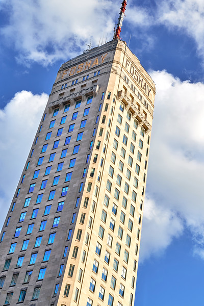 Foshay Tower, Minneapolis, late in the day