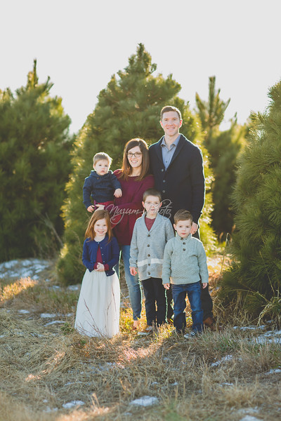 November 2018 - Jonah, Lucy, Charlie, and Harrison