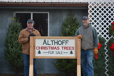 Althoff Christmas Trees