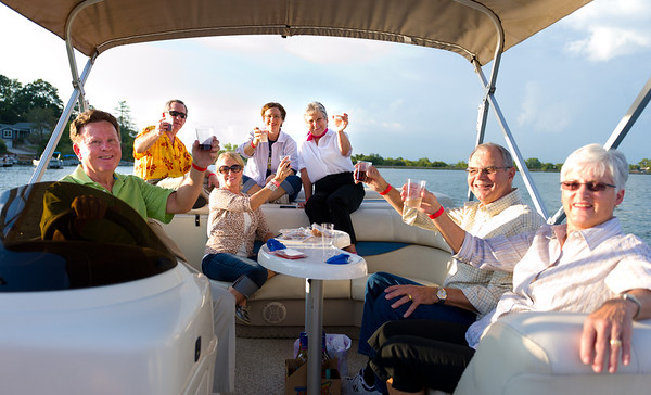 Pontoon Crawl,Warner's Group