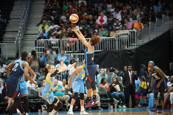 WNBA Atlanta Dream vs Chicago Sky