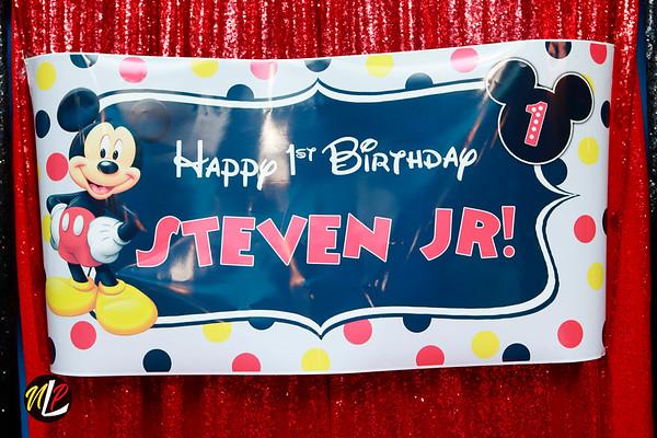 SJ'S 1st Birthday Party