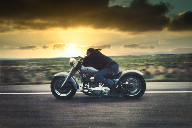 Buck Motorcycle-sunset2.jpg