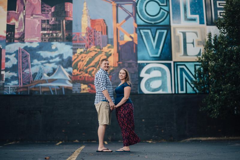 Zach + Allyson Engagement
