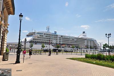 Cruises - Regent Voyager