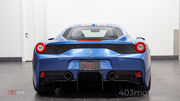 '14 458 Speciale - Mirabeau Blue