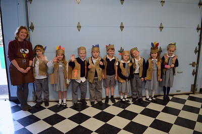 Kindergarten Thanksgiving