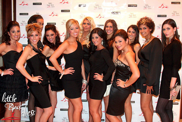 2010 Little Black Dress Charity Soiree : The Townsend Hotel 11.19.10