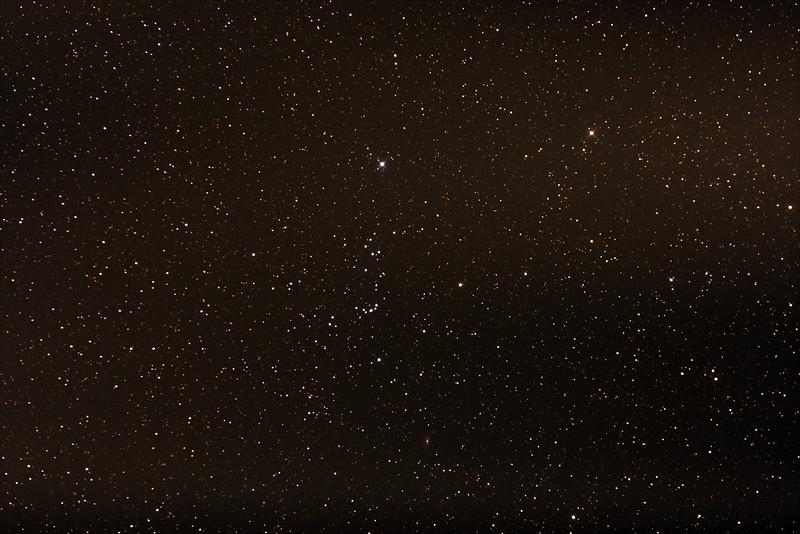 NGC5460 Open Cluster in Centaurus - 24/2/2017 (Processed stack)
