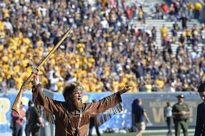 33939 Football v, Texas Tech Homecoming 2017