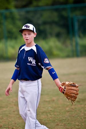 West Raleigh Blue - 12U District Tournament