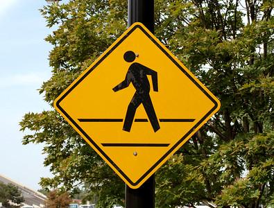 Street & Traffic Warning Signs