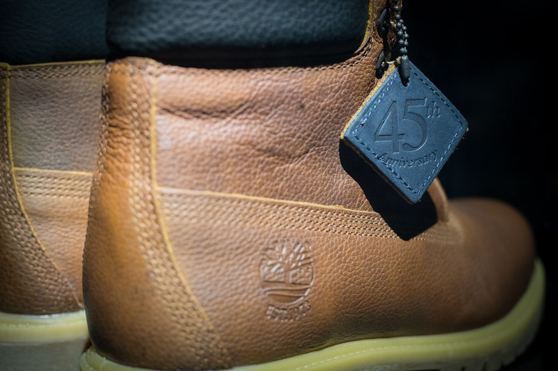 Timberland 45th Anniversary London