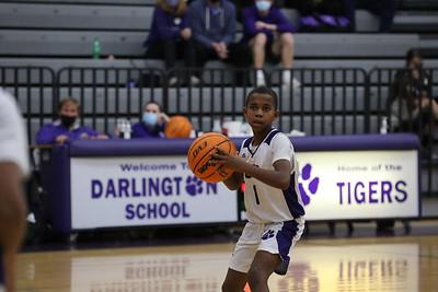 Basketball JV boys 2020
