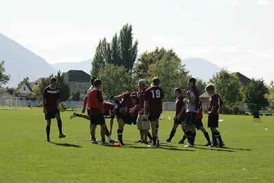 Rangers 91 vs Sparta