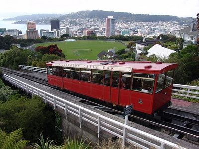 Touring Wellington