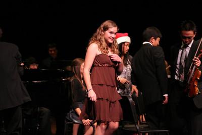 Chadwick Winter Concert 2010
