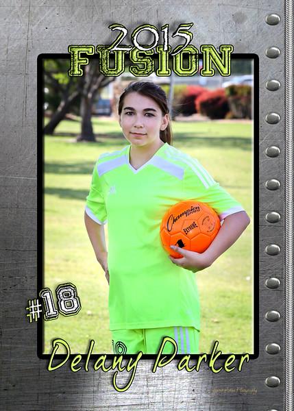 U 12 Fusion Team '15