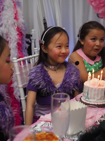 Chole's 7th Birthday Party April 2017