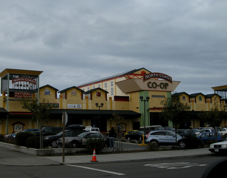 huge Natural Food Store