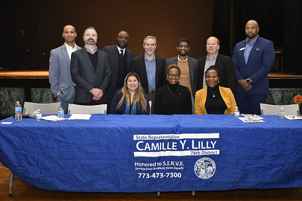 State Rep Camille Y Lilly 11072019