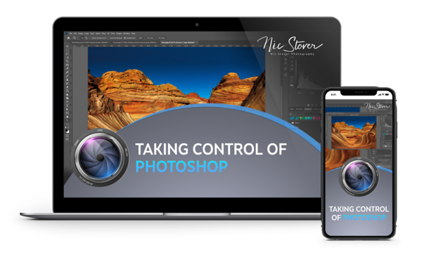 Taking Control of Photoshop