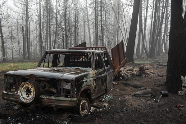 Chilcotin Fires 2017
