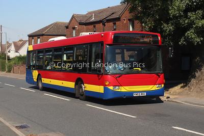 Gallion Travel (T/A Trustybus)