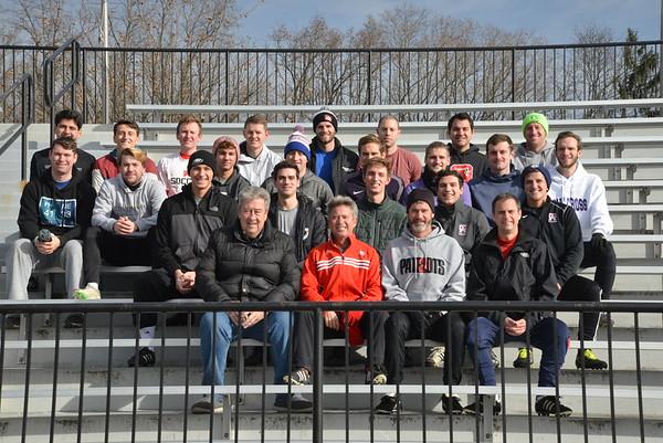 Alumni Boys Soccer Game