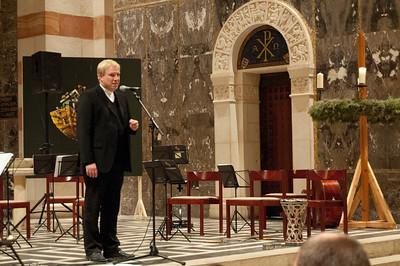Trondheim Solisten Concert & Håkon Gullvåg Exhibition Opening