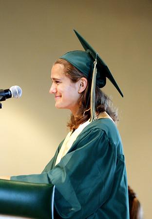 Traverse City West graduation June 12, 2010