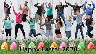 2020 Easter