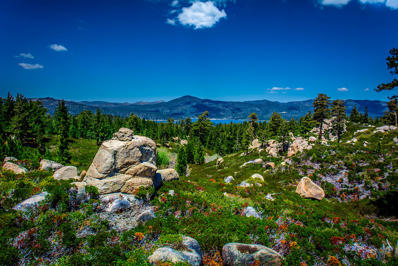 Skyline Trail - Big Bear, CA, USA