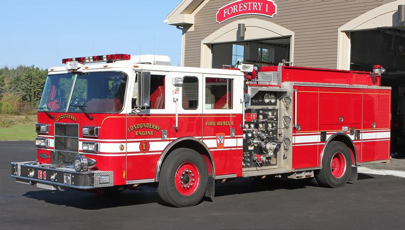 Retired    Engine 1 2003 Pierce Saber.  1250 / 1000