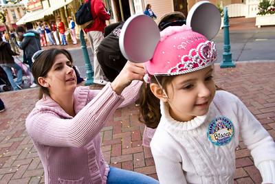 BDay Bianca na Disney