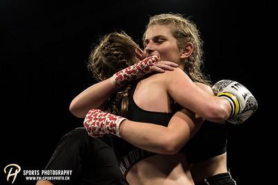 Fight Night Volketswil: Shana Hegglin vs. Anna Beer
