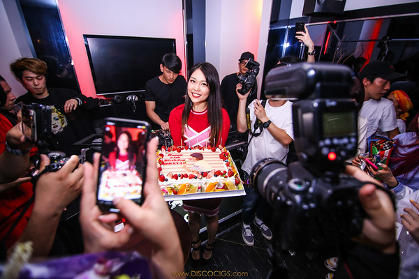 Monna's 24th Bday Party