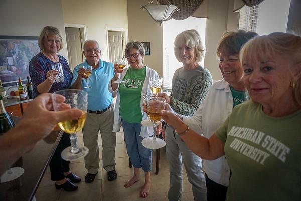 MSU Friends Reunion, Bradington FL 2 18 2015