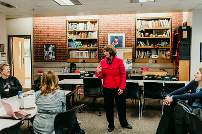Kathy Unrath Classroom Teaching, Governor's Award for Excellence in Teaching