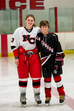 NCHS Girls Team photos