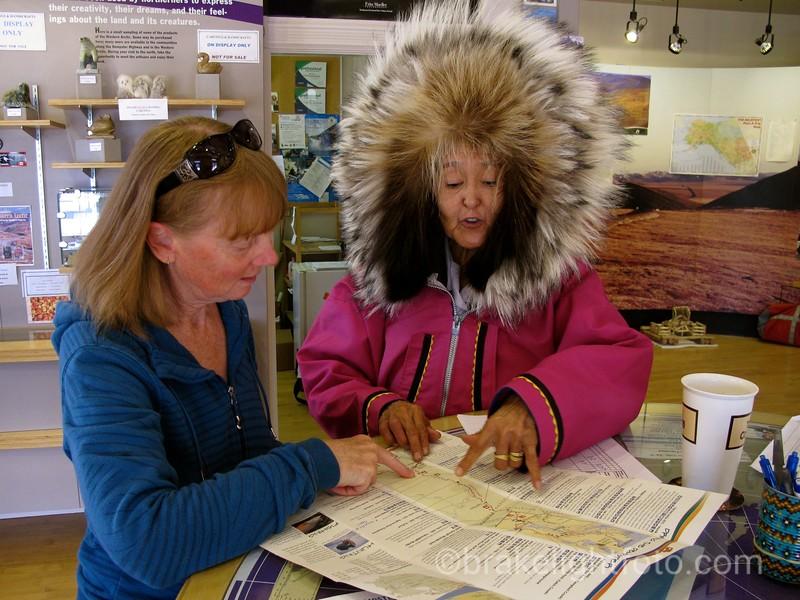 Northwest Territories Visitor Centre