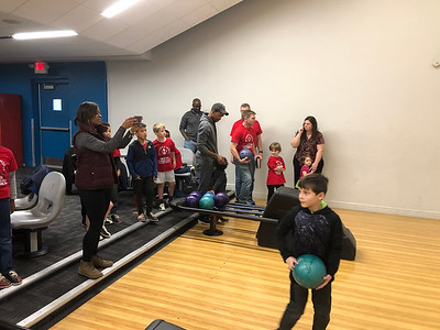 2019 Holiday Party and Service Project